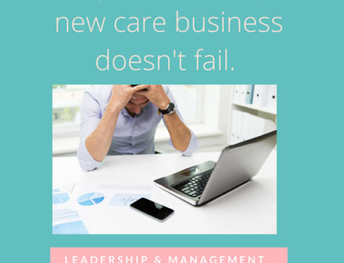 10 ways to ensure your new social care business doesn't fail.