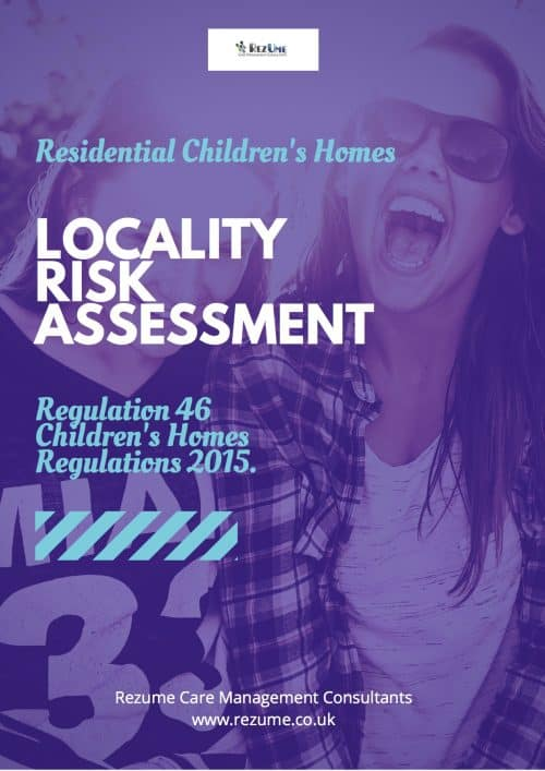 Children's Homes Regulations 2015 - Regulation 46