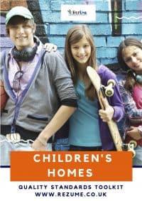 Children's Homes Quality Standards 2015