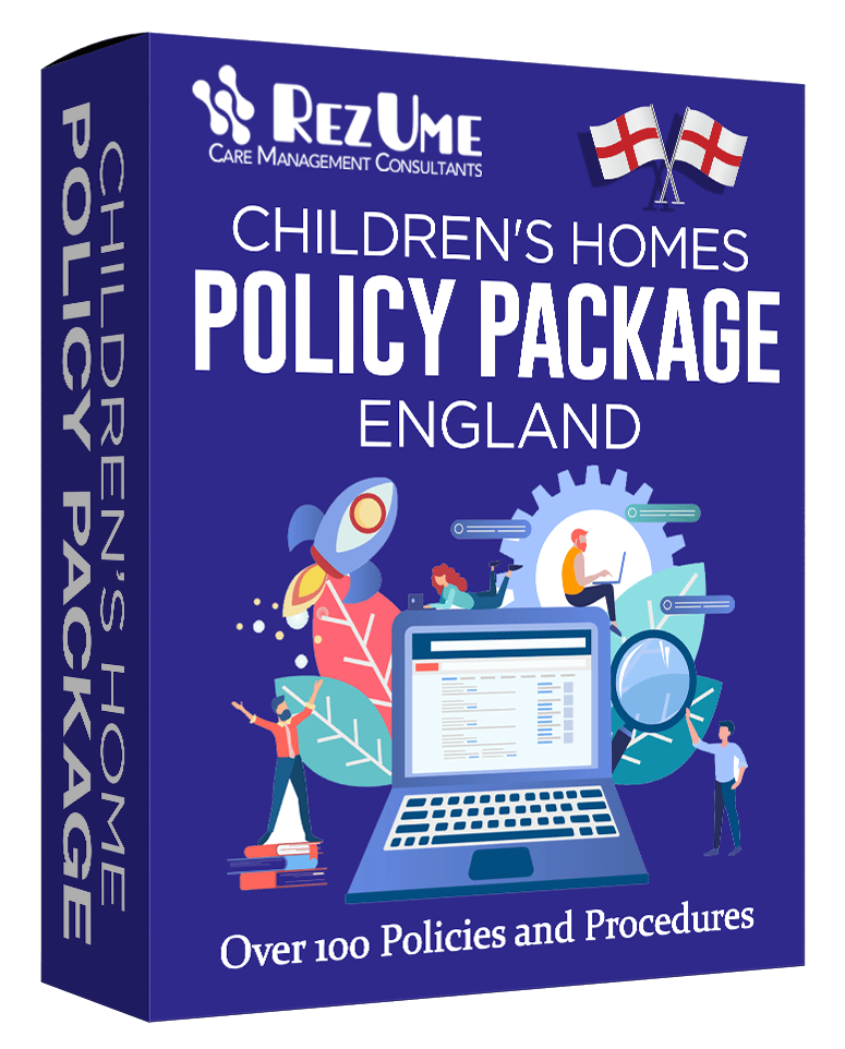 Residential Children's Homes Policies England