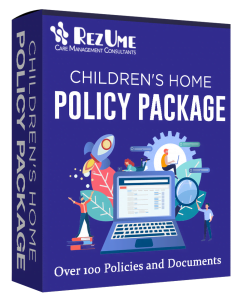 Children's Home Policies and Procedures