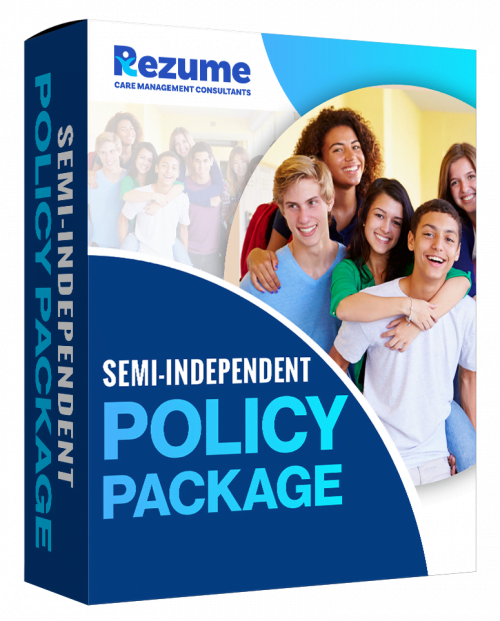 Semi-independent policies and procedures