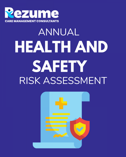 Children's Home Annual Health and Safety Risk Assessment