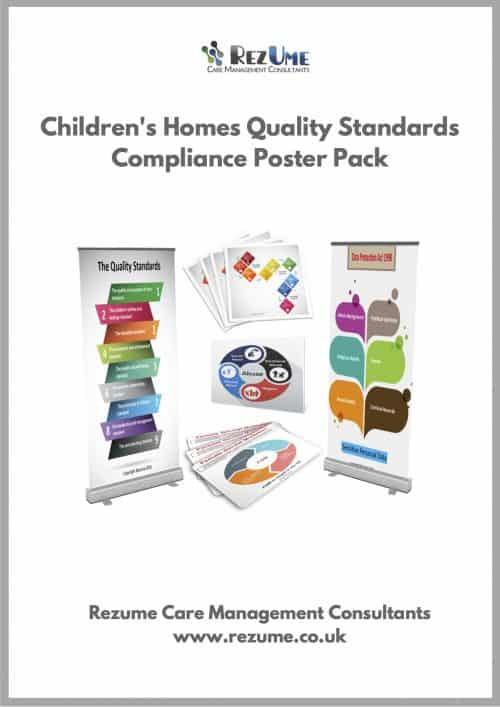 Quality Standards Poster and Image Pack