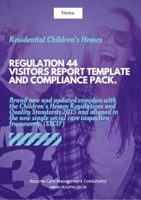 Regulation 44 independent visitors report