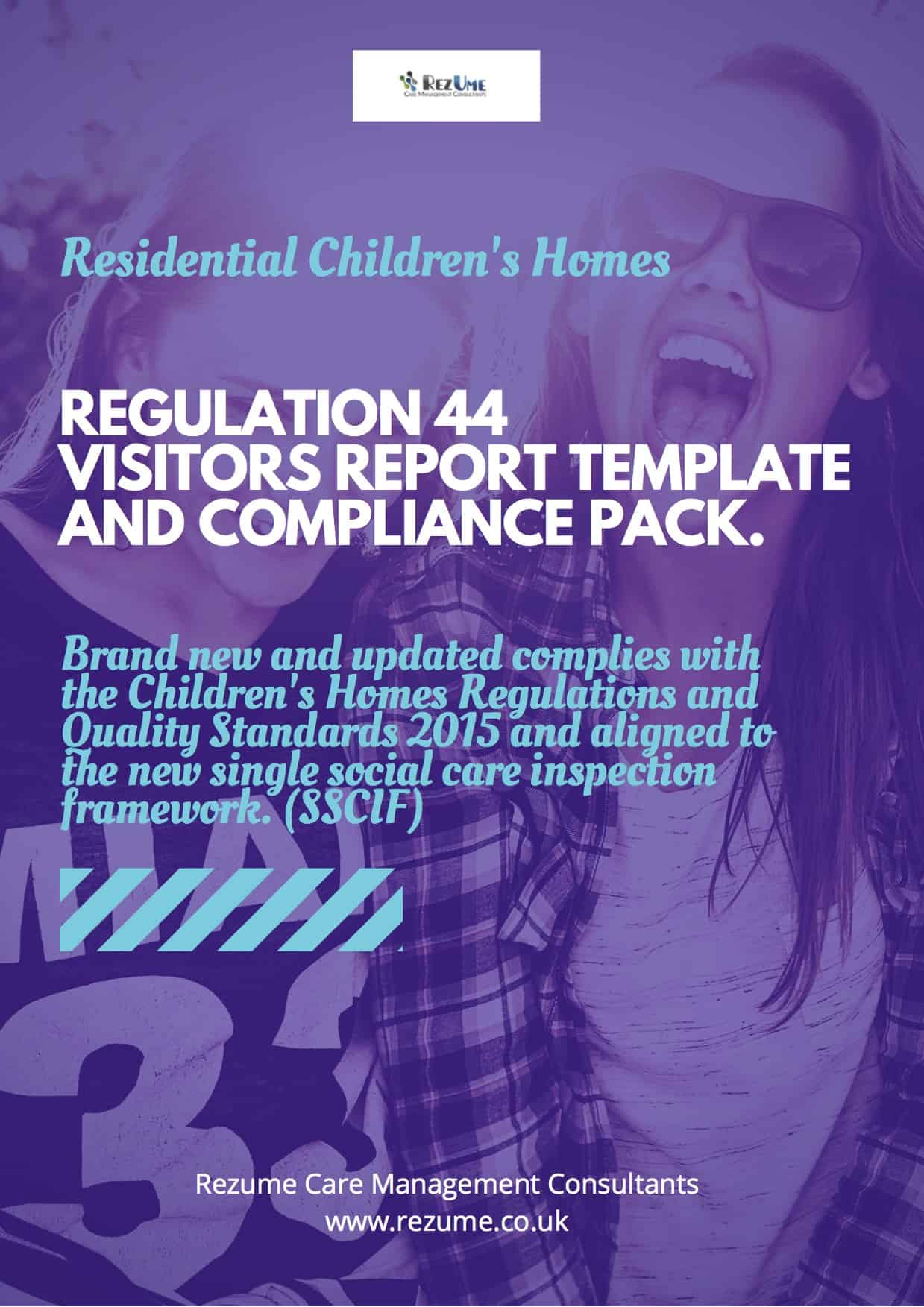 Regulation 44 independent visitors report
