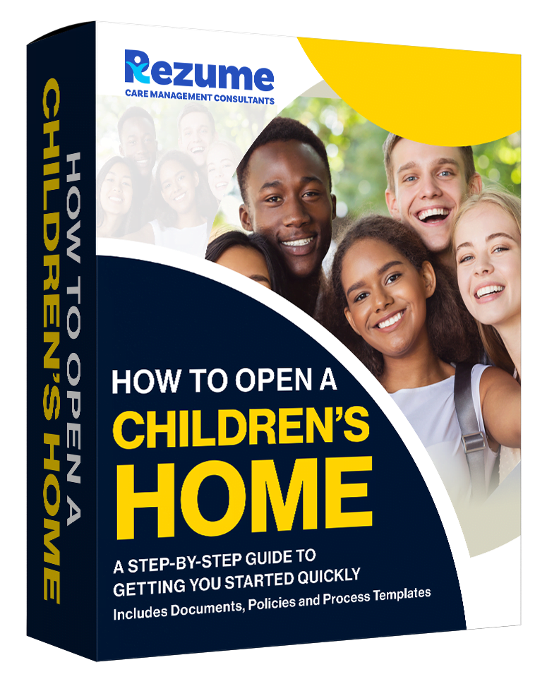 How to open a children's home