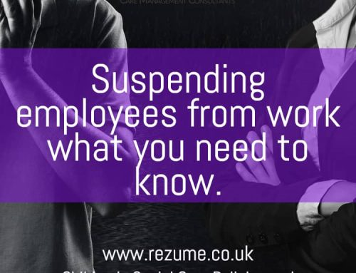 Suspending employees from work what you need to know