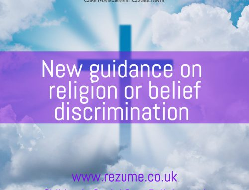 New guidance on religion or belief discrimination: key points for the workplace