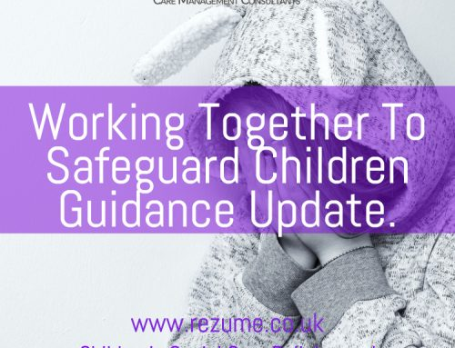 Working together to safeguard children – statutory guidance update