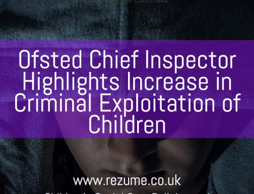 Ofsted Chief Inspector Highlights Increase in Criminal Exploitation of Children