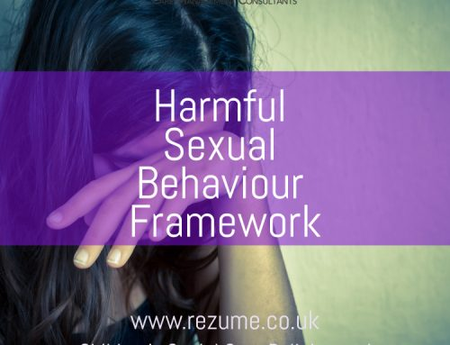 Harmful Sexual Behaviour Framework