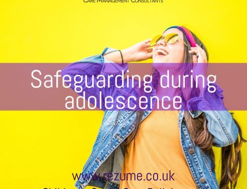Safeguarding During Adolescence