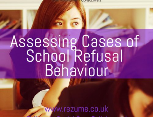 Assessing Cases of School Refusal Behaviour