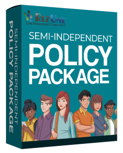 16-Plus Semi-Independent Policies and Procedures