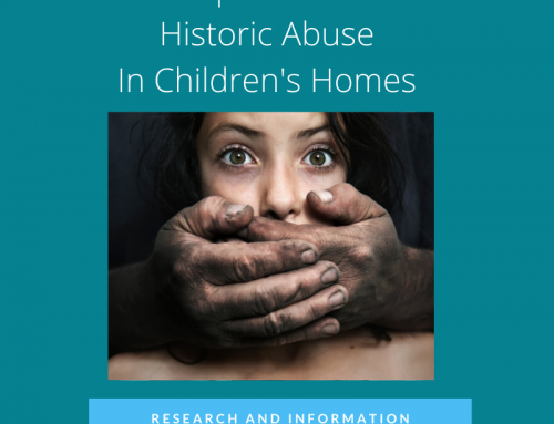 Physical and sexual abuse in children's homes and residential care uncovered