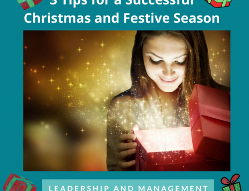 3 Tips for a Successful Christmas and Festive Season