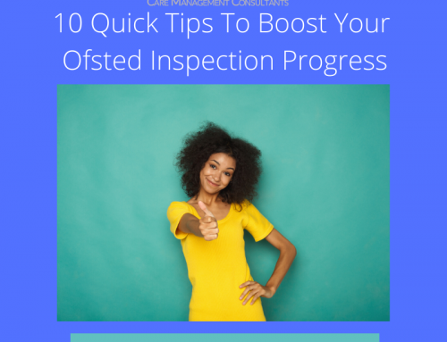 10 Quick Tips To Boost Your Ofsted Inspection Progress