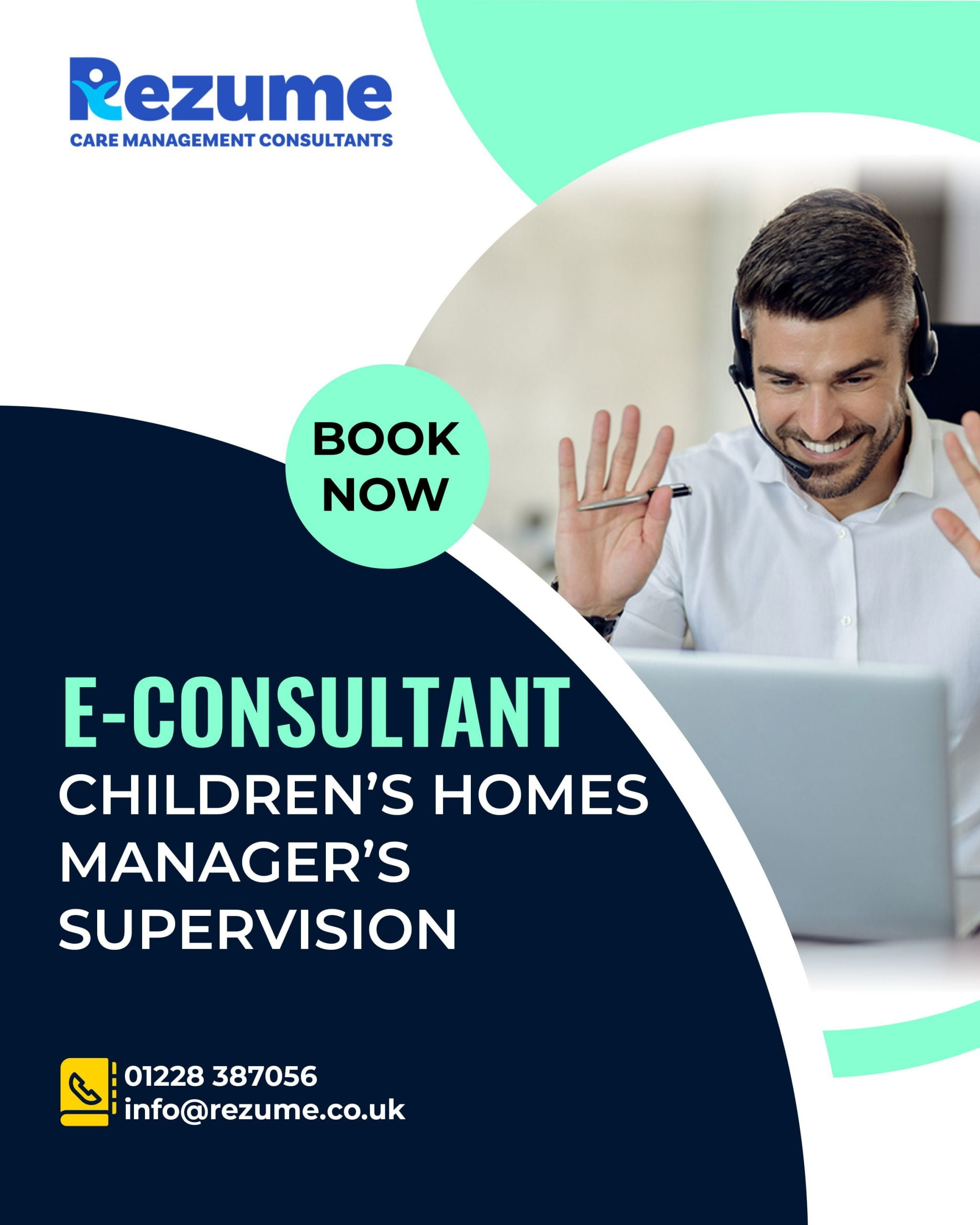 Children's Home Managers Supervision