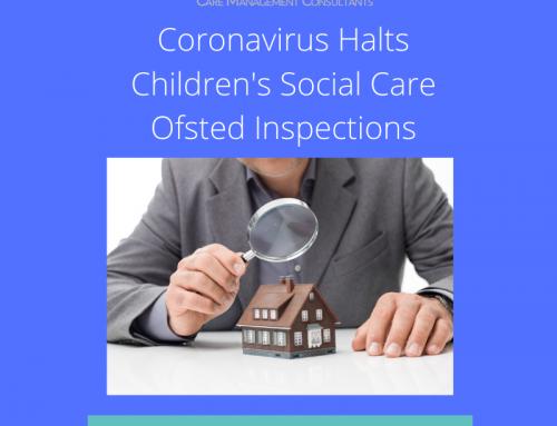 Coronavirus halts Ofsted children's social care inspections