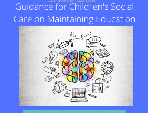 Guidance for children's residential social care providers on maintaining education and arrangements for staff