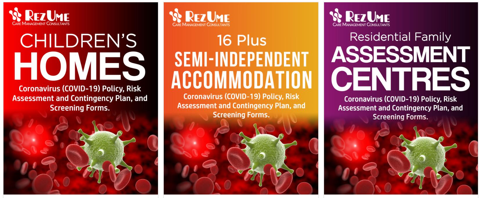 Children's Residential Children's Homes Coronavirus Policy