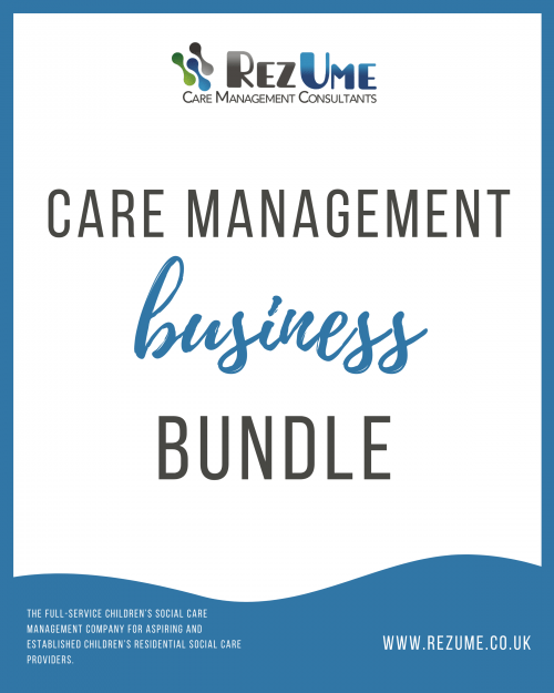care management business bundle