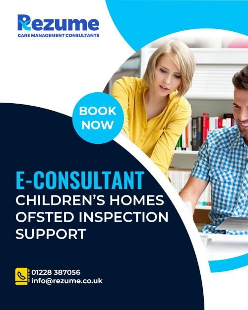 Children's Homes Ofsted Inspection Support