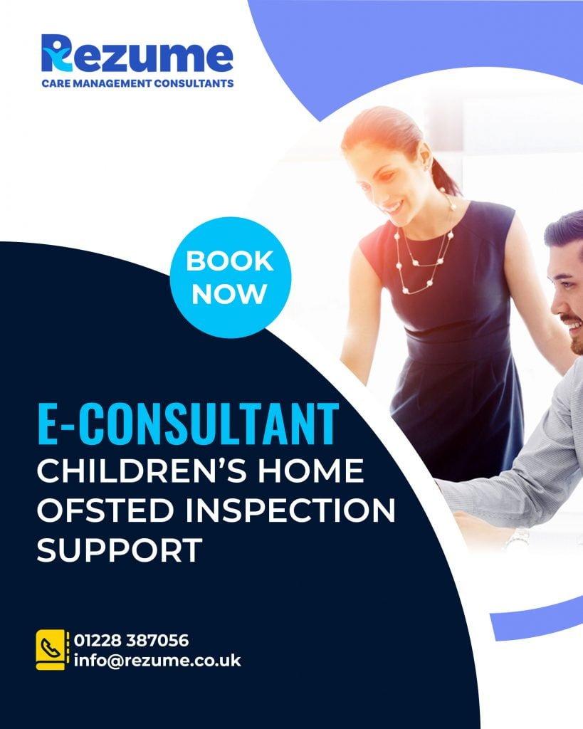 Children's Home Mock Inspection