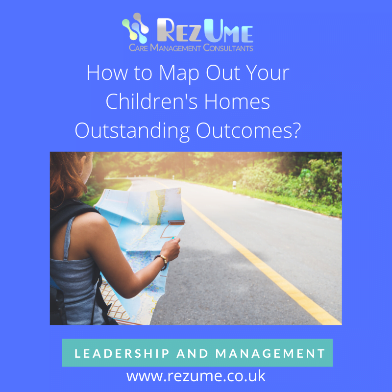 How to map out your outstanding outcomes