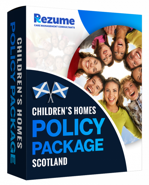 Children's homes policies Scotland