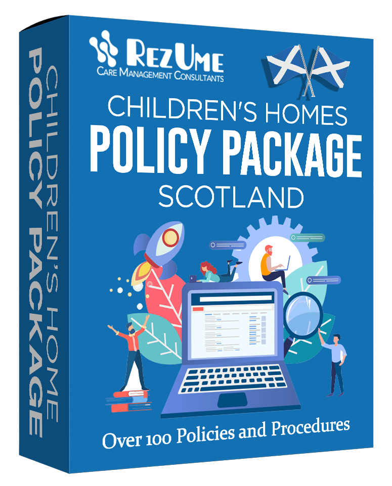 Residential Children's Homes Policy Package - Scotland