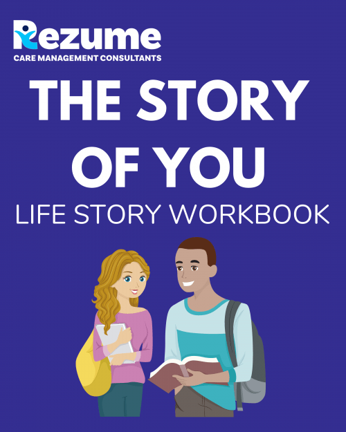 Life story template