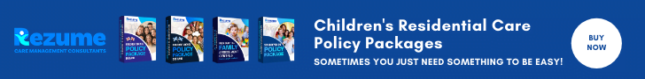 Children's Homes Policies and Procedures