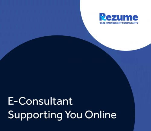 E-consultant – Supporting You Online