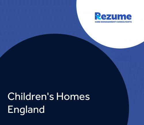 Children's Homes England