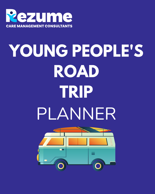 Children's Home Road Trip Planner