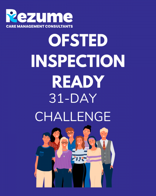 31-Day Ofsted Inspection Ready Challenge